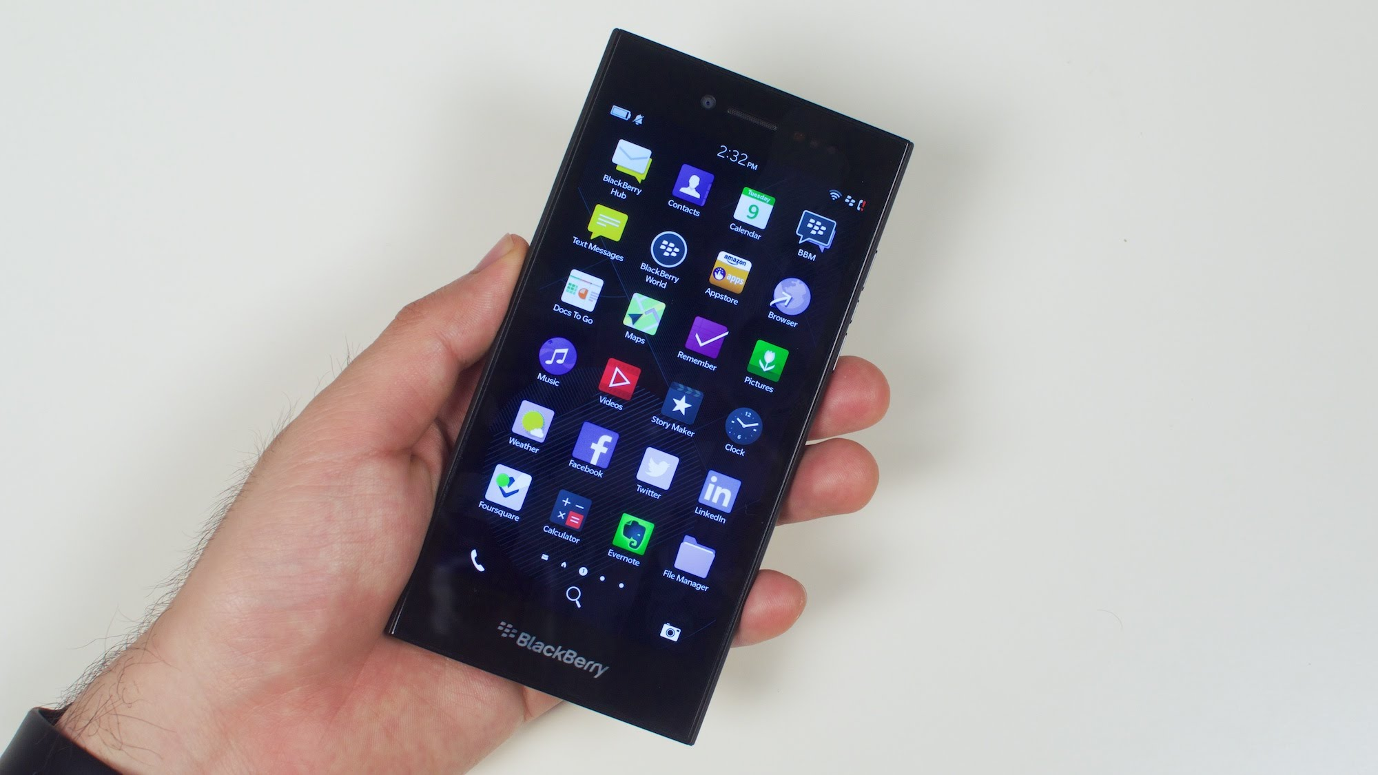 Looking for latest blackberry leap in USA? Shop it online on crazy deals discounts