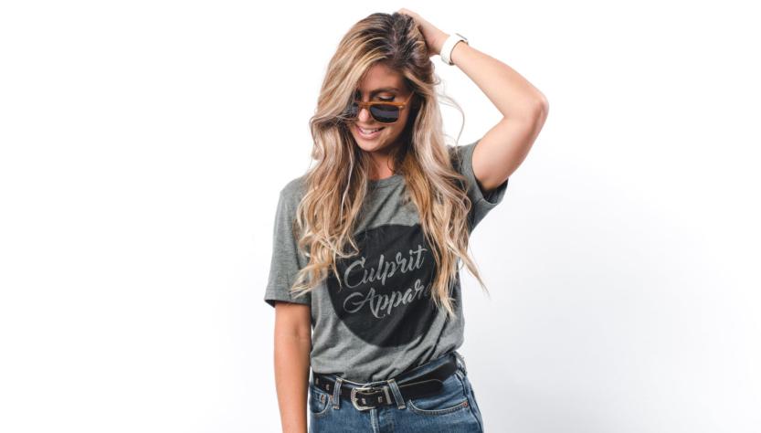 The Making of Custom Printed T-Shirts