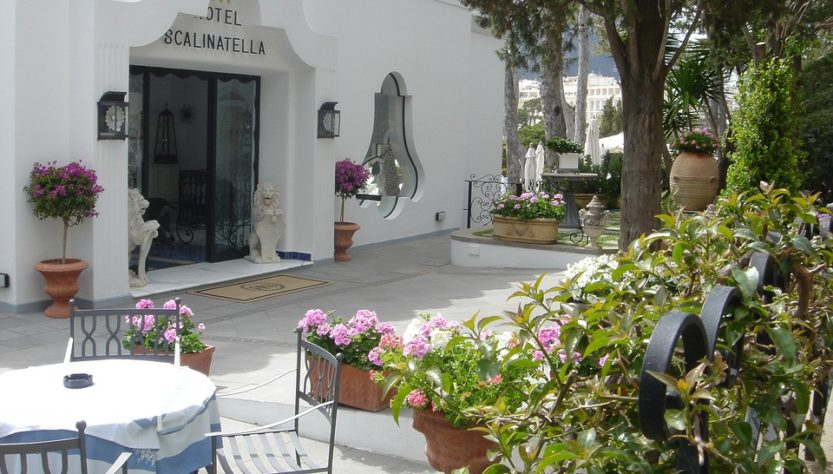 Staying In Capri? Here's What To Do!