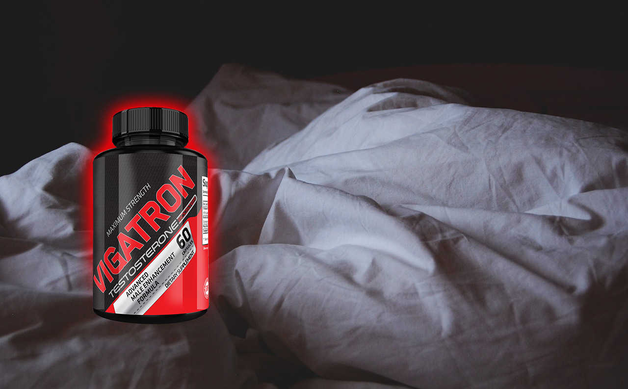 Vigatron Testosterone : Increase Your Gains in The Gym And The Bedroom