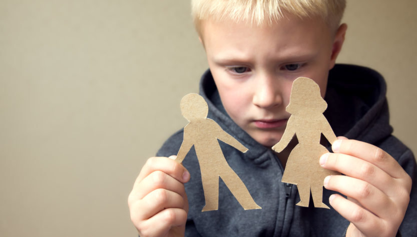 Divorce with Kids: How to Make Divorce Easier on Your Kids