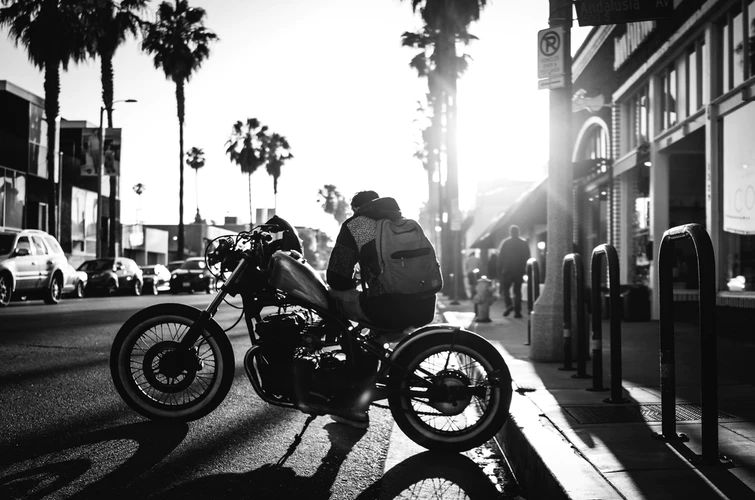 6 Things You Should Know While Traveling on Your Motorcycle sunset