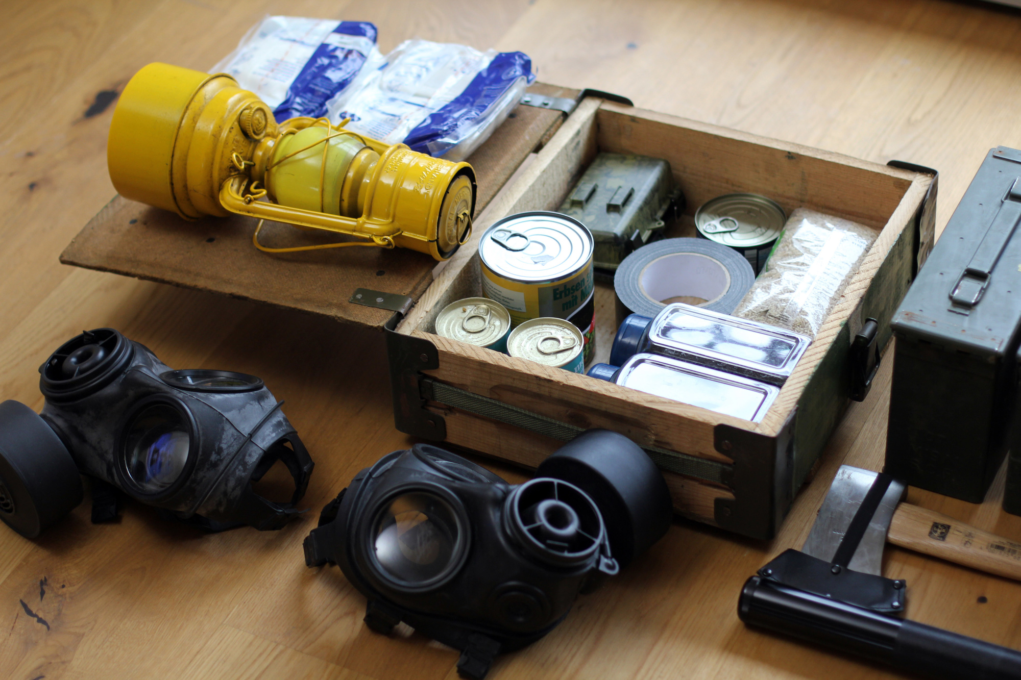 Ready, Set, Prep! 15 Super Useful Pieces of Prepper Gear You Should Stock Up On