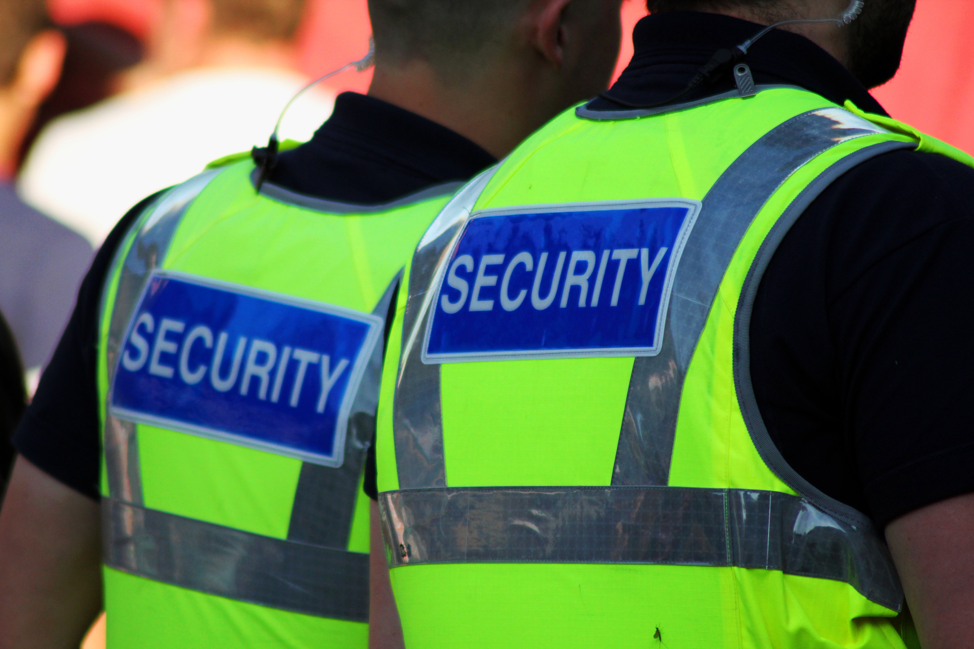 Be an Officer: What Is the Average Security Guard Job Description?