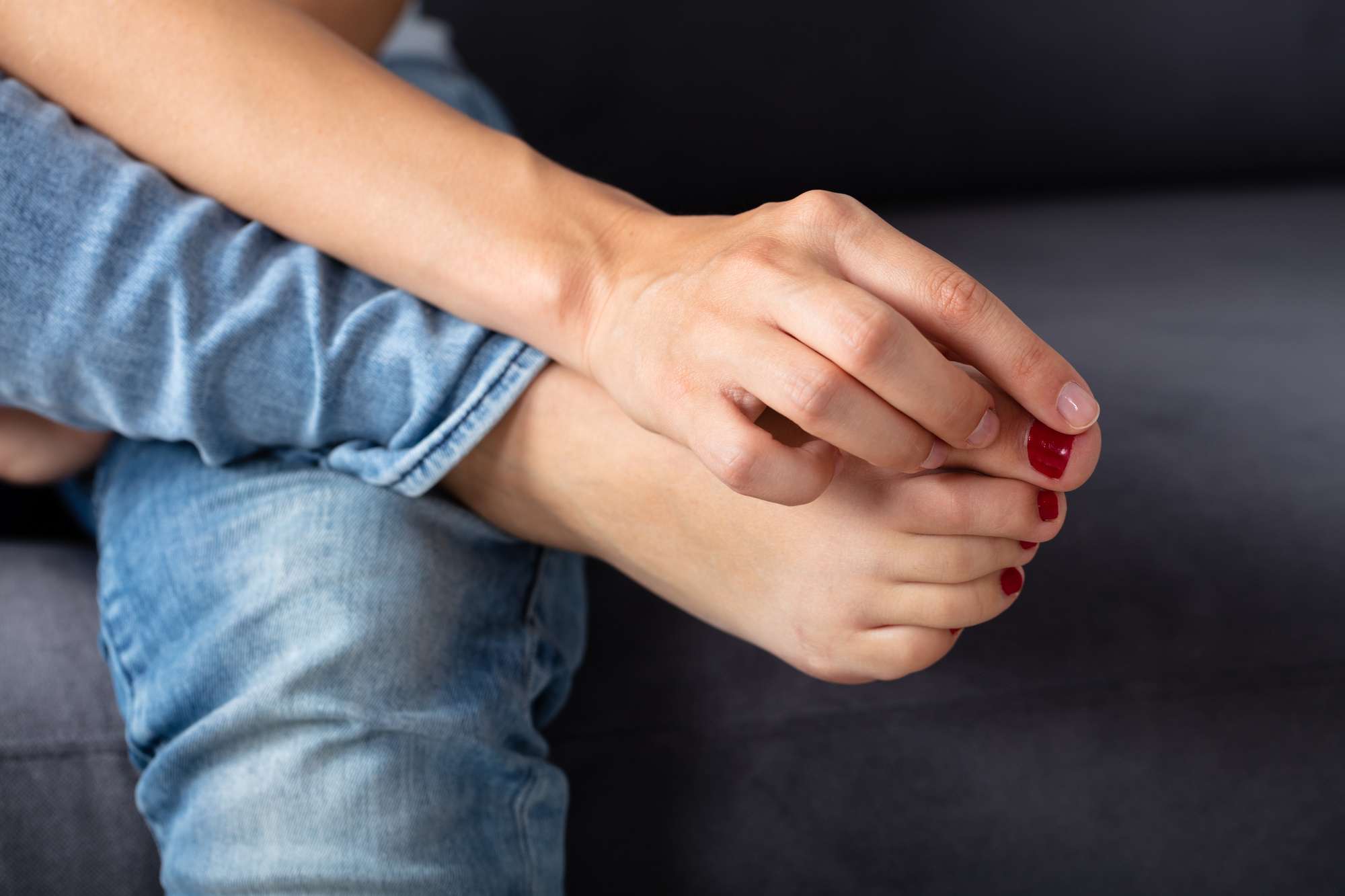 Ewww! The Most Common Ingrown Toenail Symptoms