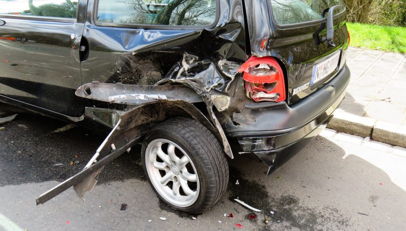 I Got Rear Ended! Now What?