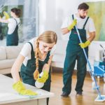 Pros and Cons of Hiring a Cleaning Service Over a Maid