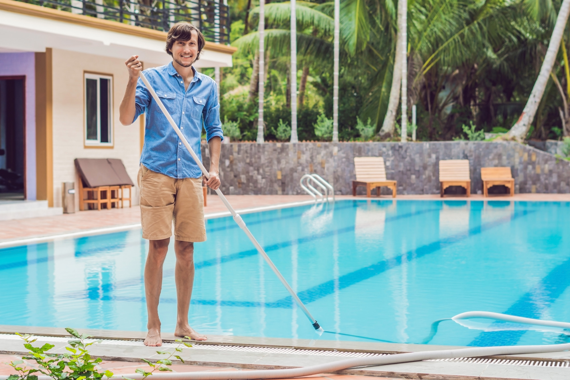 Swimming Pool Maintenance Tips Every