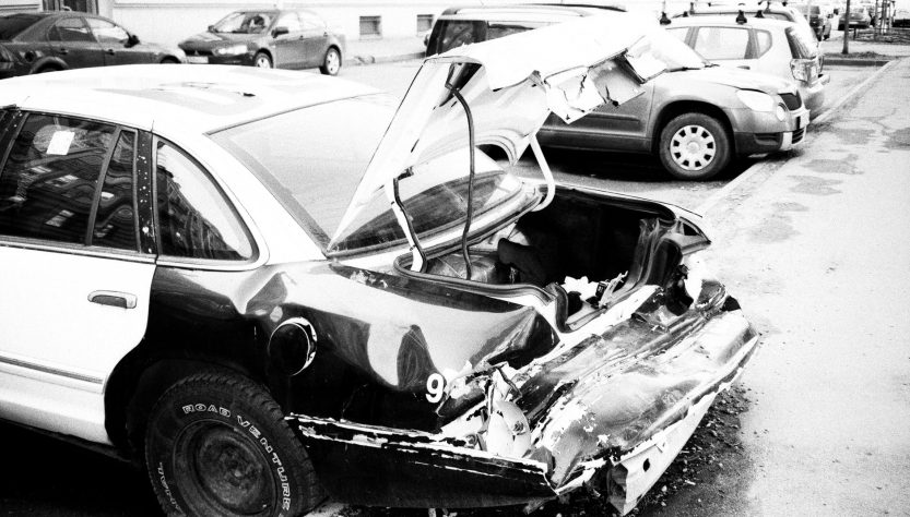 What to Do With the Car after a Traffic Accident