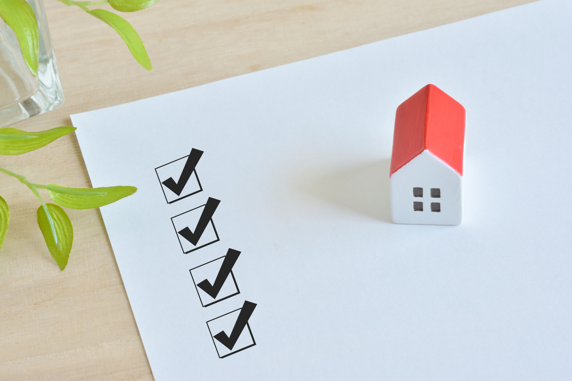 First Time Home Buyer Checklist: Everything a New Homeowner