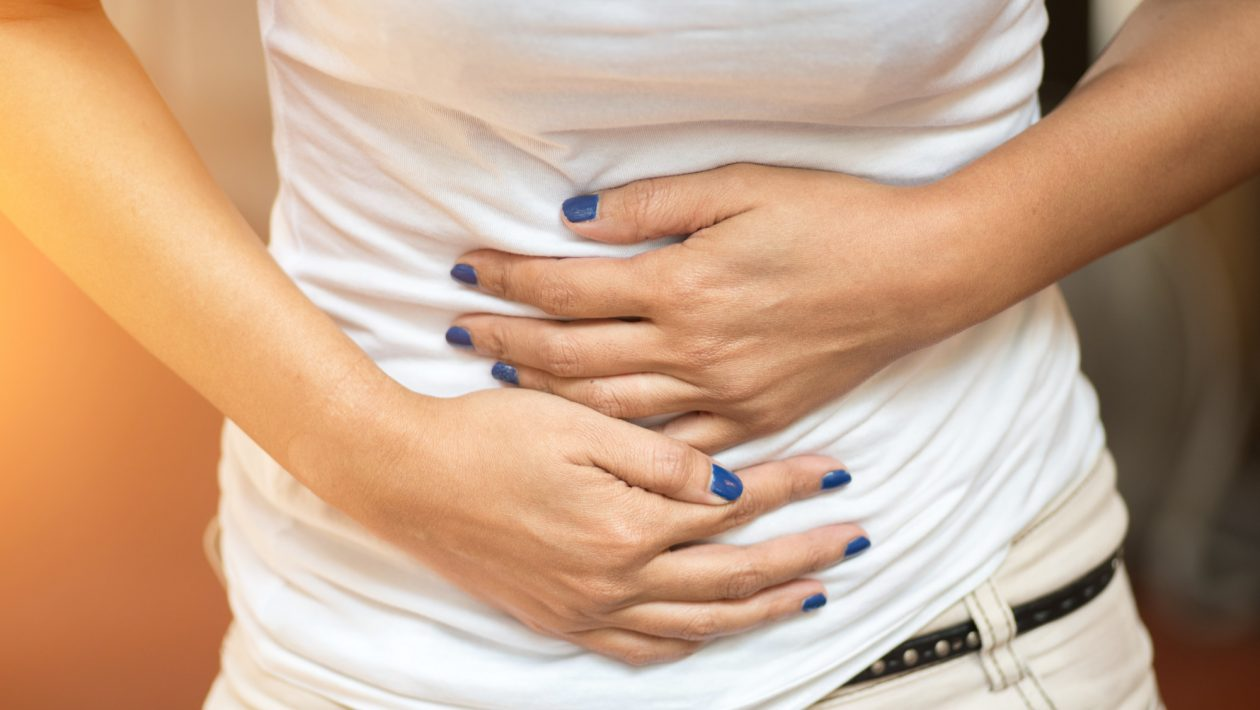 Got the Bloated Blued?: The Top 5 Reasons You're Bloated