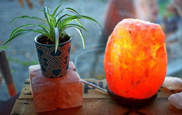 Read Research & doctor opinion on salt lamps