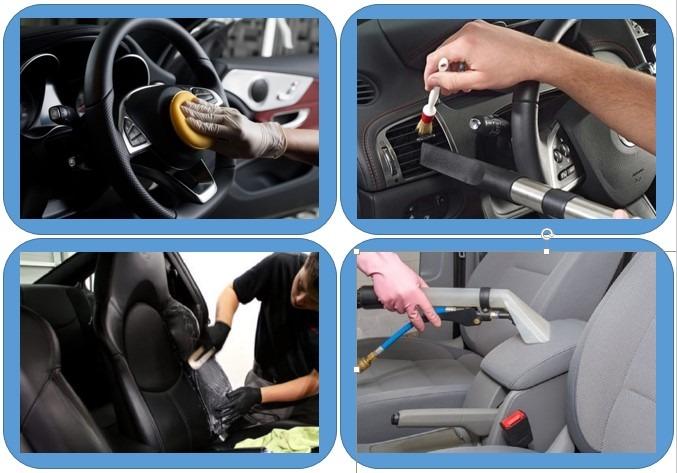 Resplendent Interior Auto Detailing