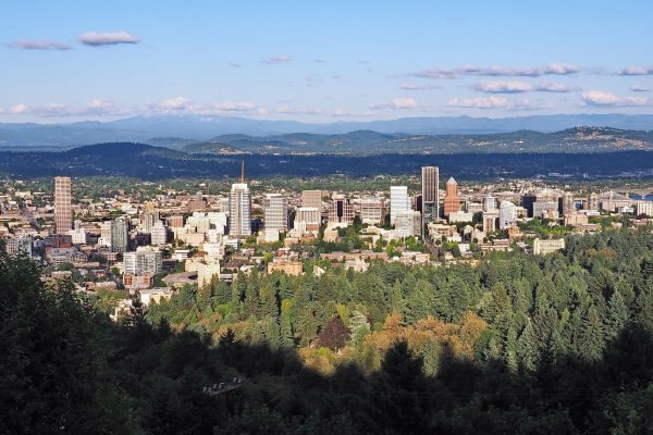 Oregon is Growing and so is the Silicon Forest in Portland