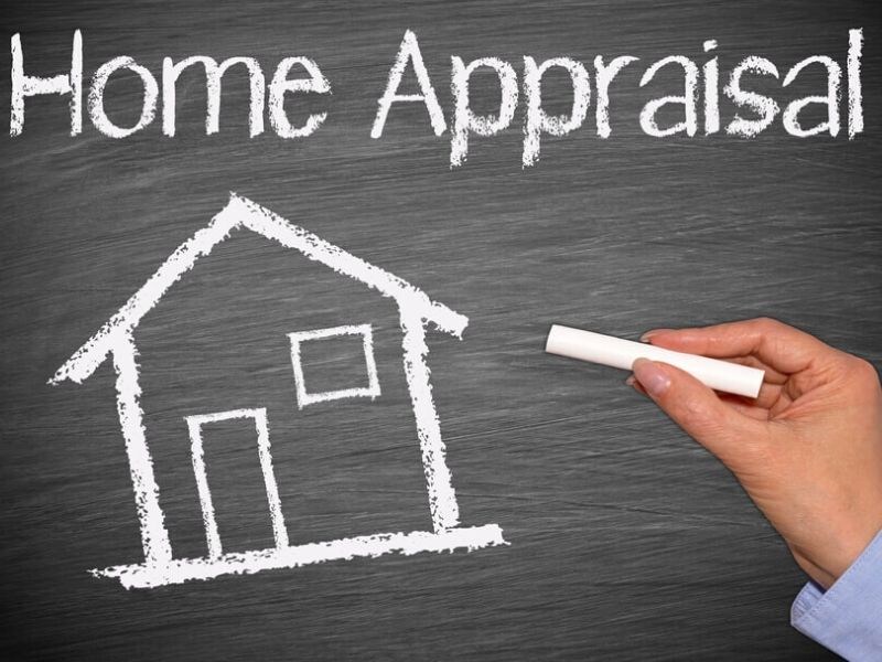 home value for appraisal