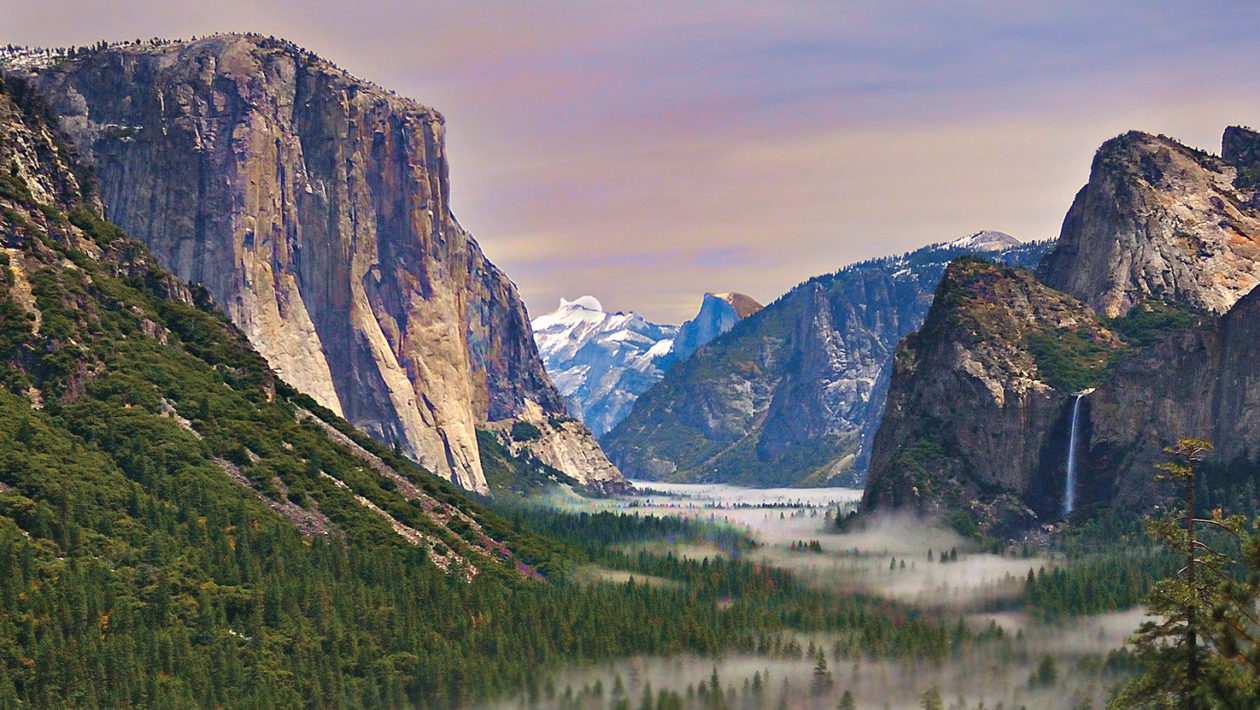 Top natural parks to visit in the U.S.
