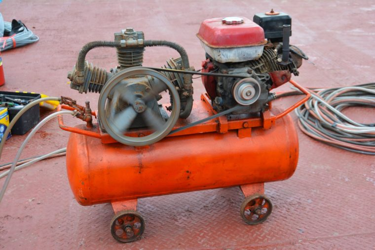 air compressor for painting cars