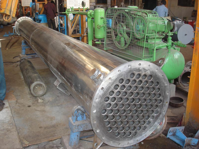 heat exchanger manufacturer