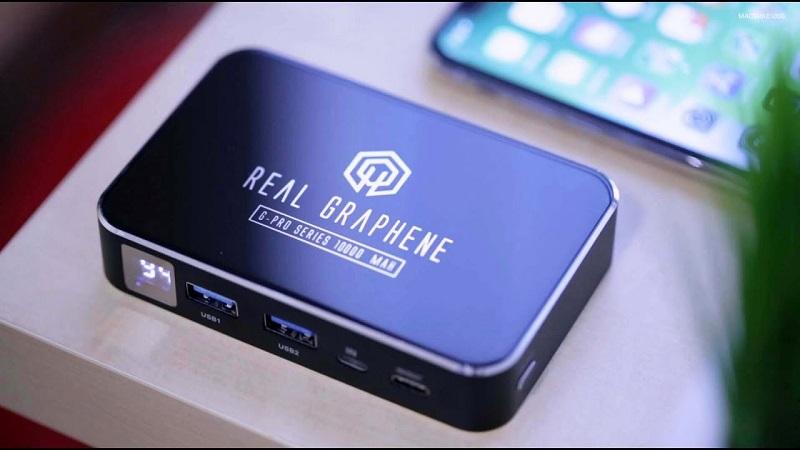 graphene power bank