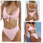 Choosing a High-Cut Bikini for Your Body Type