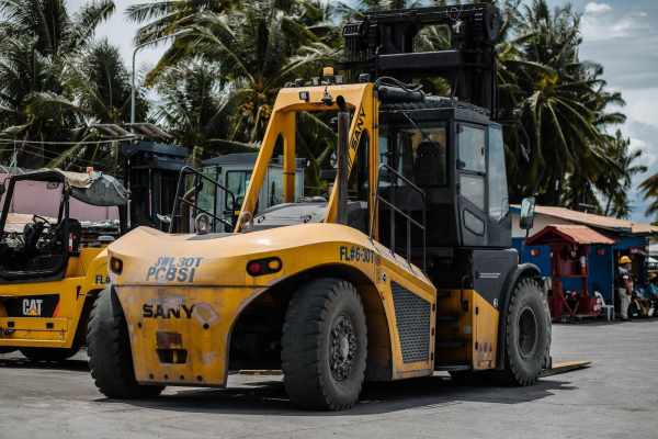Forklift In San Diego