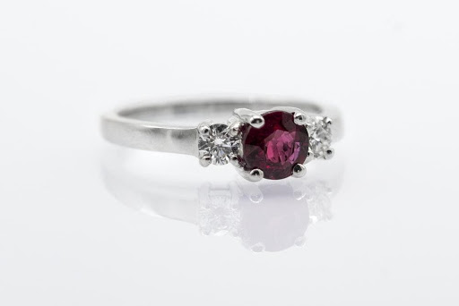 Engagement Ring in a Vintage Style