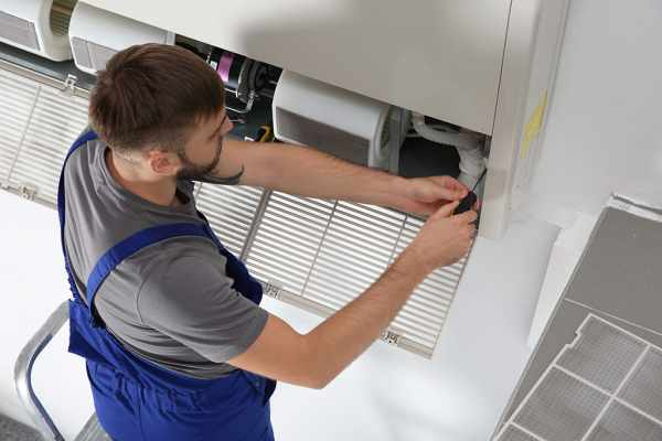 MAINTAINING YOUR HVAC