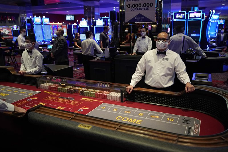 The Largest International Casinos