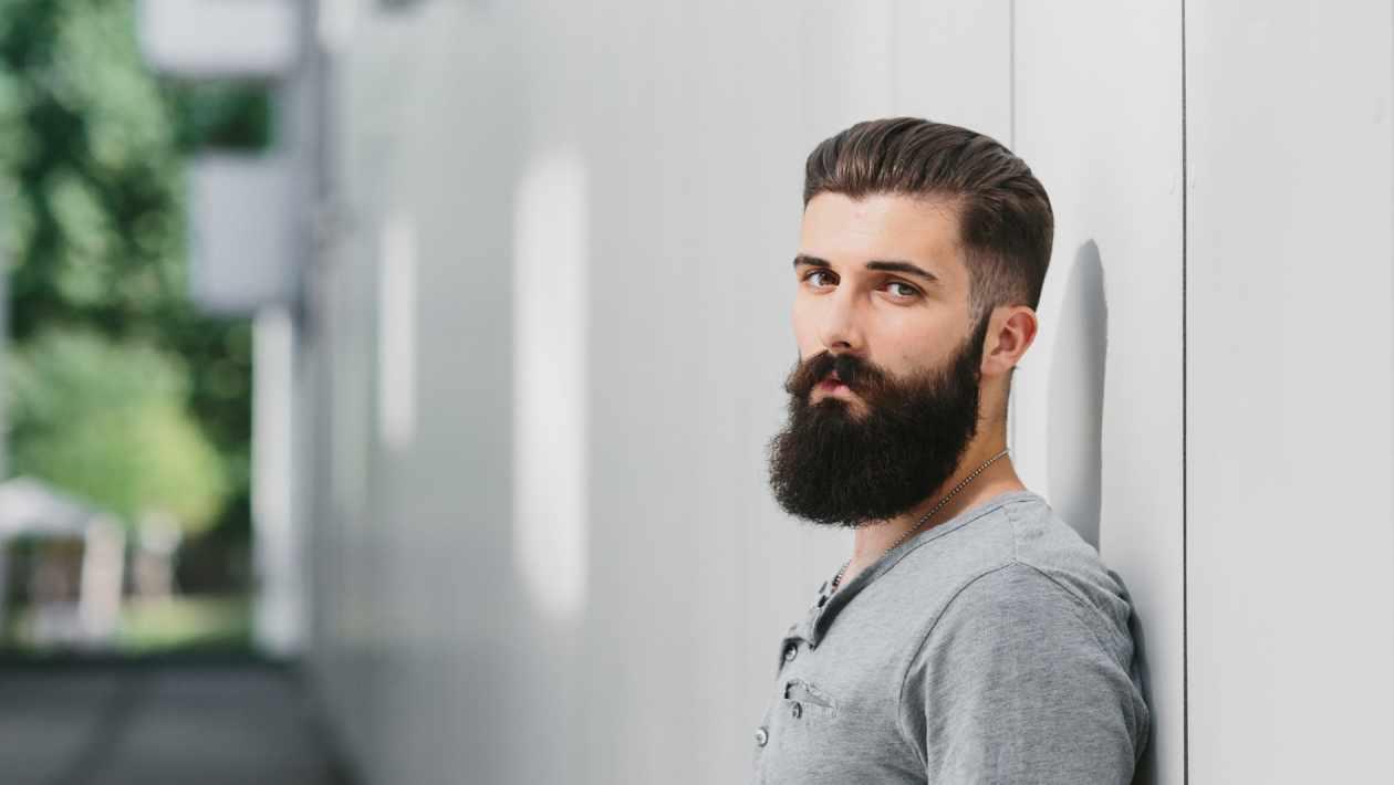 Grow your beard faster with Beard Growth Oil