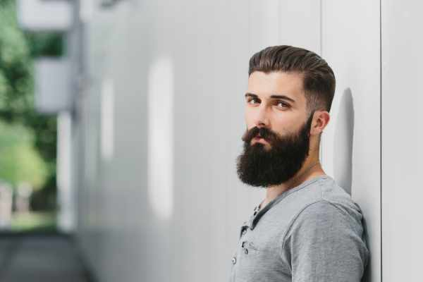 Grow your beard faster with Beard Growth Oil