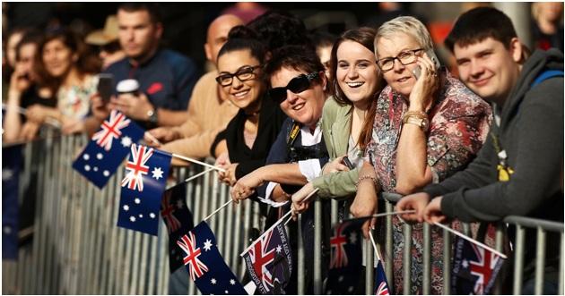 Assimilation in Modern Australia