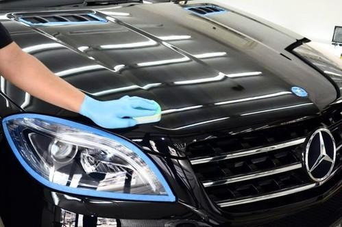 Ceramic Car Coating Service